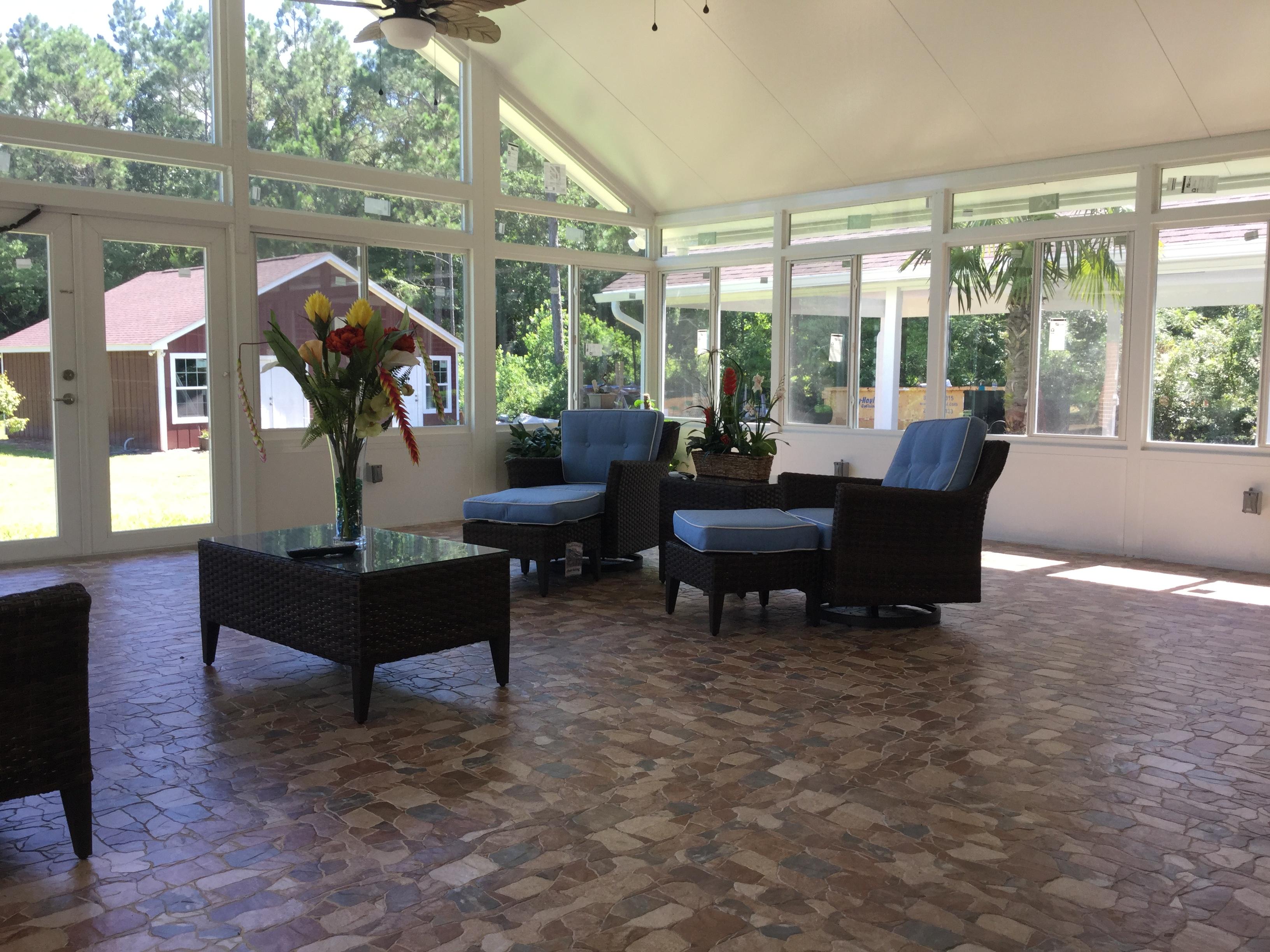 Cathedral Sunroom 1st Choice Home Improvements Fairhope Al