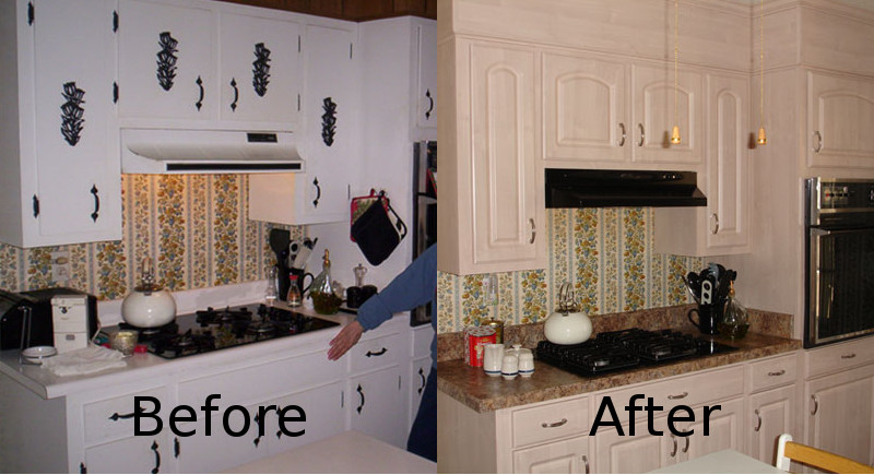 Cabinet Refacing Pensacola | Kitchen Cabinet Restoration