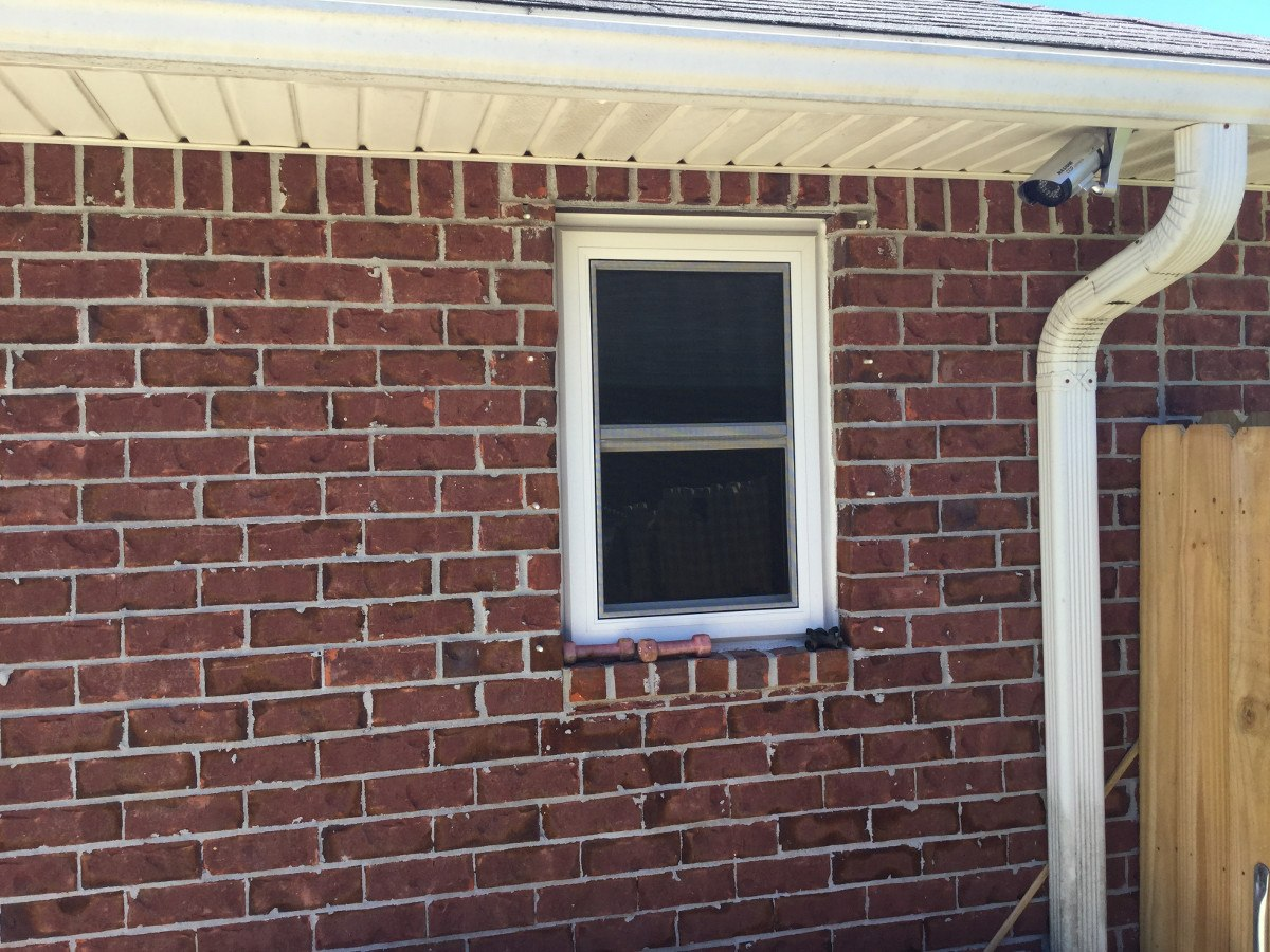 Gulf breeze vinyl replacement windows for Vinyl home windows