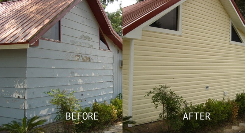 Pensacola Vinyl Siding Installation Vinyl Siding Replacement