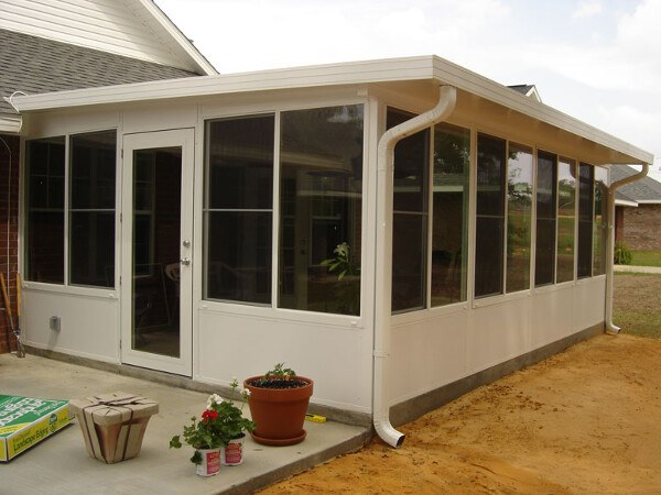 Pensacola Sunrooms Amp Screen Enclosures Sunroom Additions