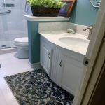 upstairs bathroom remodeling