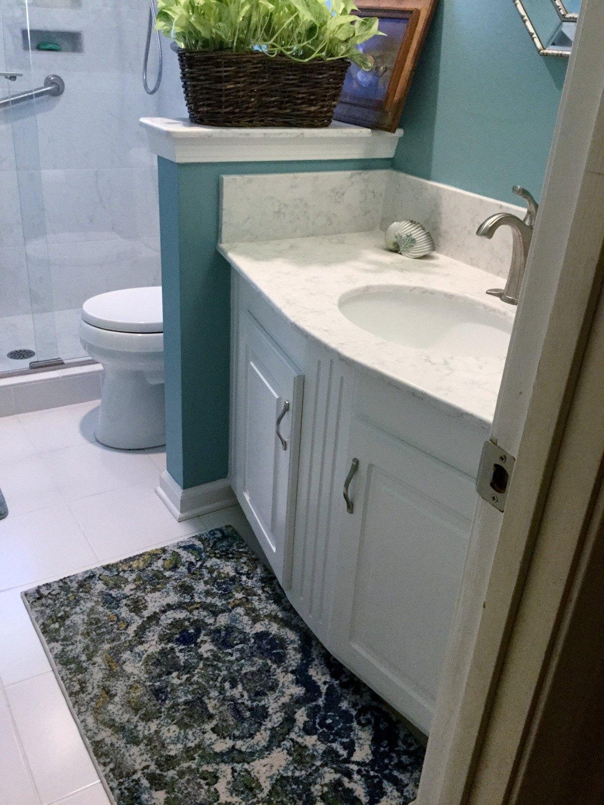 Upstairs Bathroom St Choice Home Improvements - Bathroom remodel fort walton beach fl