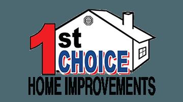 1st choice home improvements logo
