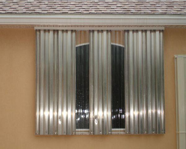 clear storm panels